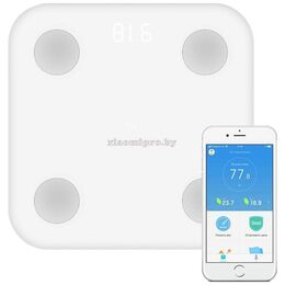 Напольные весы Xiaomi Mi Body Fat Smart Scale 2