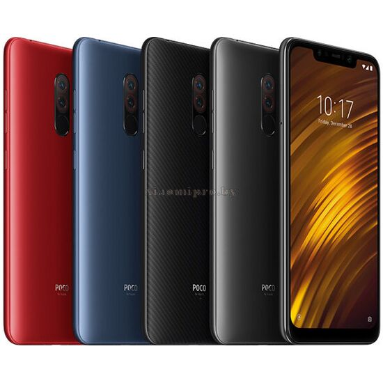 Смартфон Xiaomi Pocophone F1 6GB/64GB Global (индийская версия)
